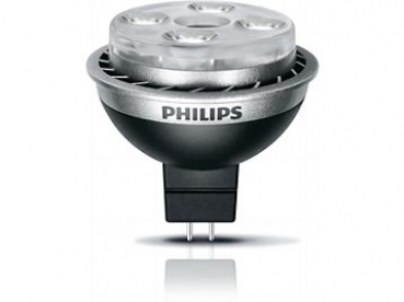 PHILIPS Master LEDspot LV, 12V/7W, GU5.3, MR16, 2700°K, 24°, DIMMABLE
