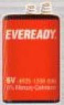 EVEREADY Kohle-Zink Batterie, 6V (4R25)