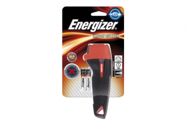 ENERGIZER Taschenlampe Impact, 1 LED (2 x AAA-Batterien inklusive)