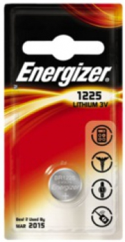 ENERGIZER BR1225, 3V Lithium-Knopfzelle