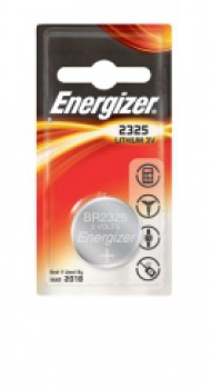 ENERGIZER BR2325, 3V Lithium-Knopfzelle