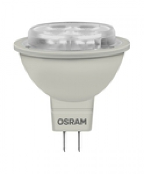 OSRAM PARATHOM MR16 Advanced 12V/4.9W-35W, GU5.3, 36°, 4000 K, Dimmbar