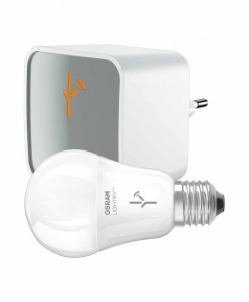 OSRAM LIGHTIFY Starter Kit (Gateway und 1 LED-Lampe CLA 60 RGBW)