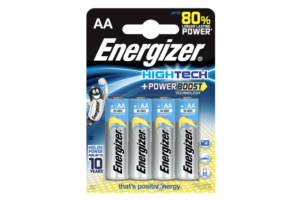 ENERGIZER HighTech Alkaline