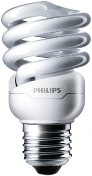 PHILIPS Tornado 8 years, 220-240V/12W, E27, 827, warmwhite extra