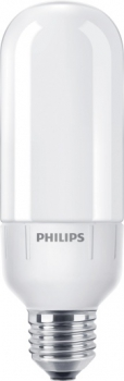 PHILIPS Exterieur, 230V/12W (=53W), E27, Energiesparlampe Outdoor