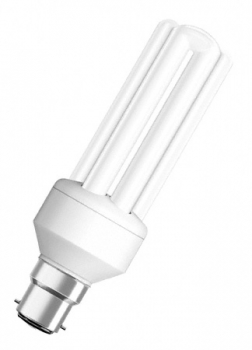 OSRAM Dulux EL DIMMABLE, 220-240V/18W (=100W), B22d, 825 warmwhite extra