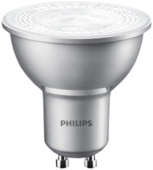PHILIPS Master LEDspot Value, 230V/4,3W(=50W), GU10, 827, 365lm, 40°, DIM
