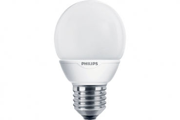PHILIPS Softone Energy Saver 10y, 220-240V/7W, E27, T55, 827