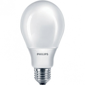 PHILIPS Softone ES, 220-240V/18W(=75W)/865, E27, cool daylight