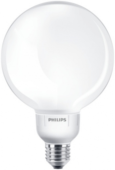 PHILIPS Softone Globe, 220-240V/20W (=86W), E27, 827, G120