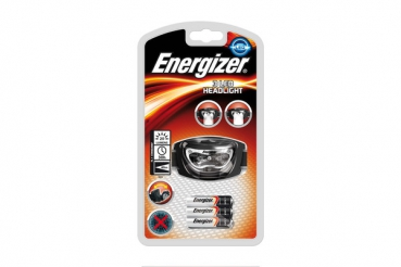 ENERGIZER Headlight 3 LED (3 x AAAA Batterien inklusive)