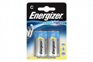 ENERGIZER HighTech Alkaline LR14/AM2/E93 C PowerBoost, 1,5V, 2er-Blister