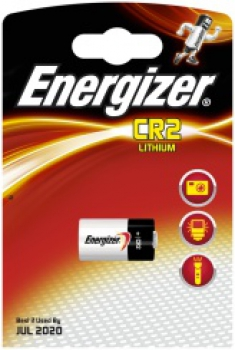 ENERGIZER CR2 Photo, Lithiumbatterie, 3V