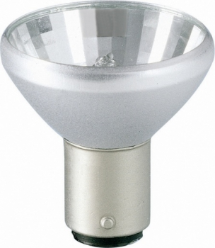 PHILIPS 6439 GBK, 12V/50W, B15d, 25°, 2500cd