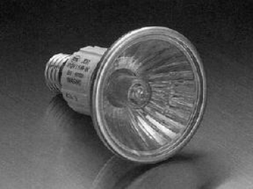 EYE Dichro-Cool Halogen Lamp MR16, 120V/75W, E17, CG, Type JX1061