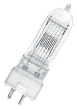 OSRAM 64717 240V - Halogen Display/Optic Lamp, 240V/650W, GY9.5