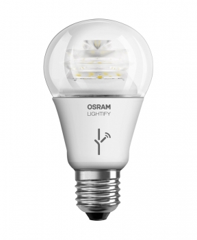 OSRAM Lightify CLA 60W, 230-240V/10W, E27, 810lm, 2700K, 20000h