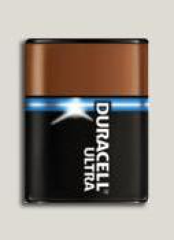 DURACELL Ultra M3 Photo, 245, Lithiumbatterie 6V