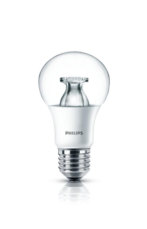 philips corepro ledbulb 230v 6 5w 40w e27 470 lumen 2700 kelvin klar. Black Bedroom Furniture Sets. Home Design Ideas