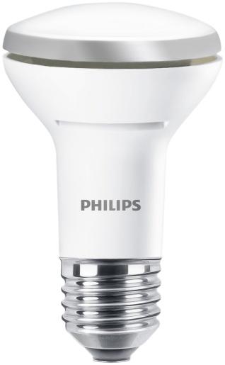 philips corepro ledspot mv r63 220 240v 5 7w 60w e27 345lm 2700k. Black Bedroom Furniture Sets. Home Design Ideas