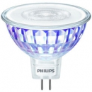 PHILIPS MASTER LEDspot Value, 12V/7W (=50W), MR16, GU5.3, 630lm, 830, 36°, DIM